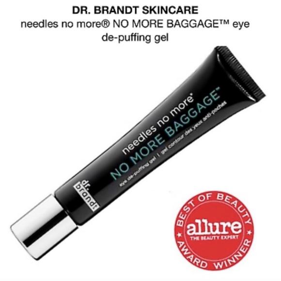 Dr. Brandt Other - NEW Dr. Brandt Dr. Brandt Needles No More Baggage